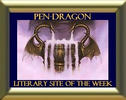 PEN-DRAGON Literary Award of the Week