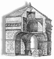 Reconstruction of the arch