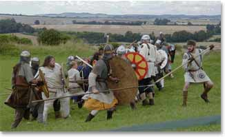 Battle at Old Sarum